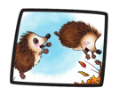 Fall Hedgie 1