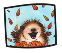 Fall Hedgie 2